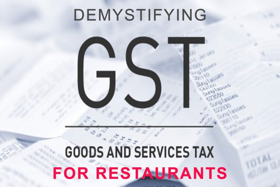 DEMYSTIFYING GST